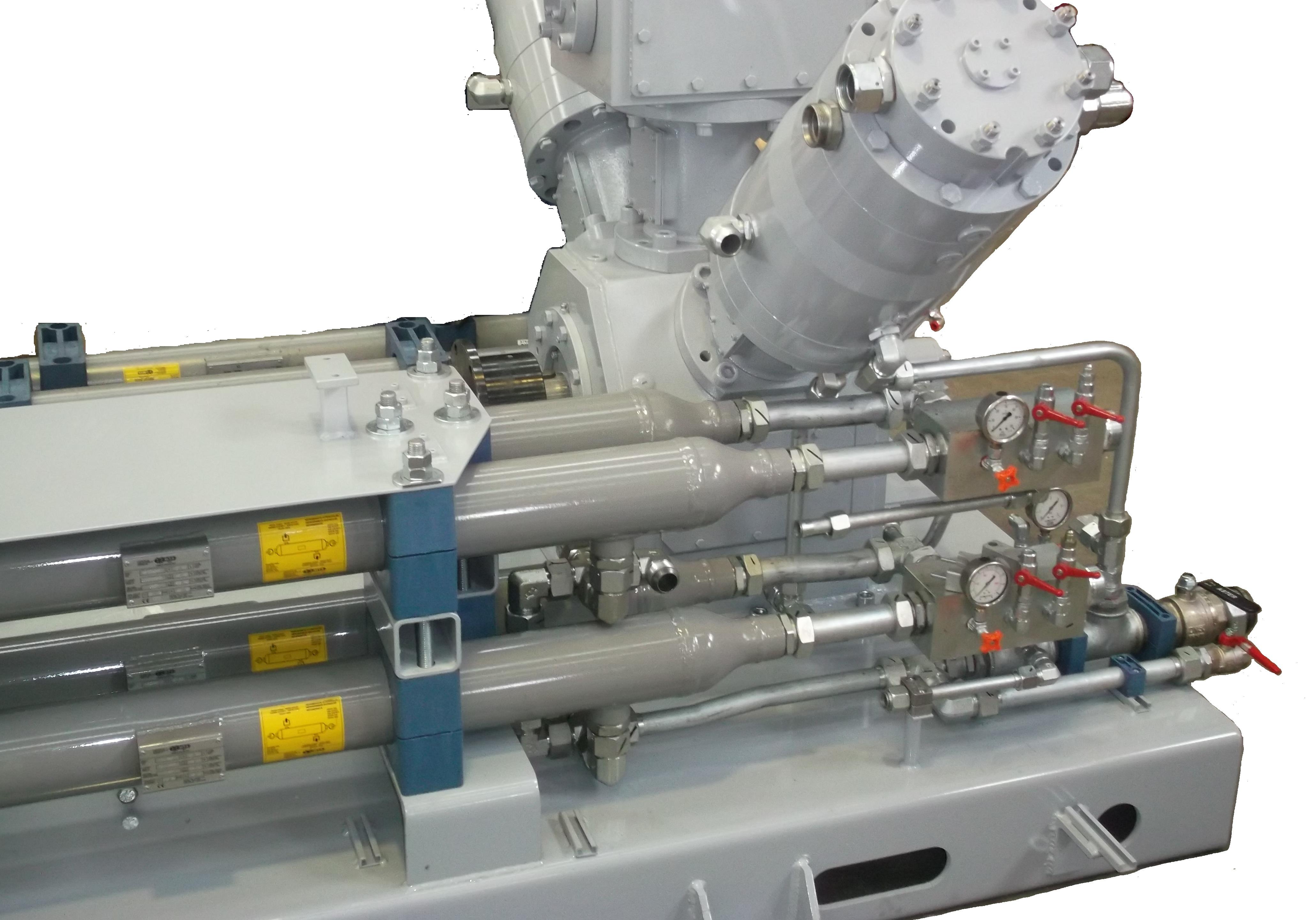 электрическая схема компрессор винтовой