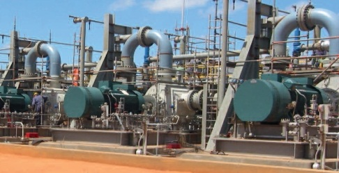 насосы для нефти и нефтепродуктов