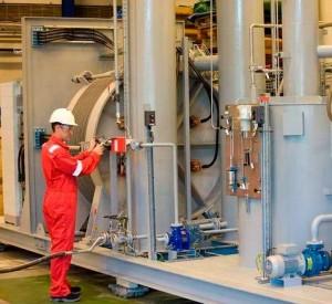 56 генератор водорода
