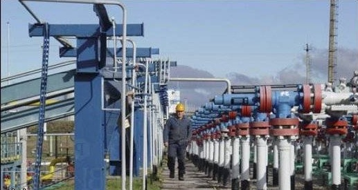 усилениея потока газа с