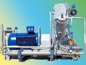 метановый компрессор