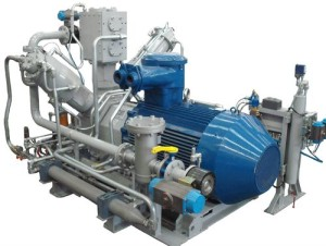 S Bauer compressor