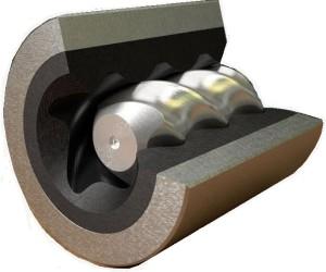 Мультифазный насос для газового конденсата